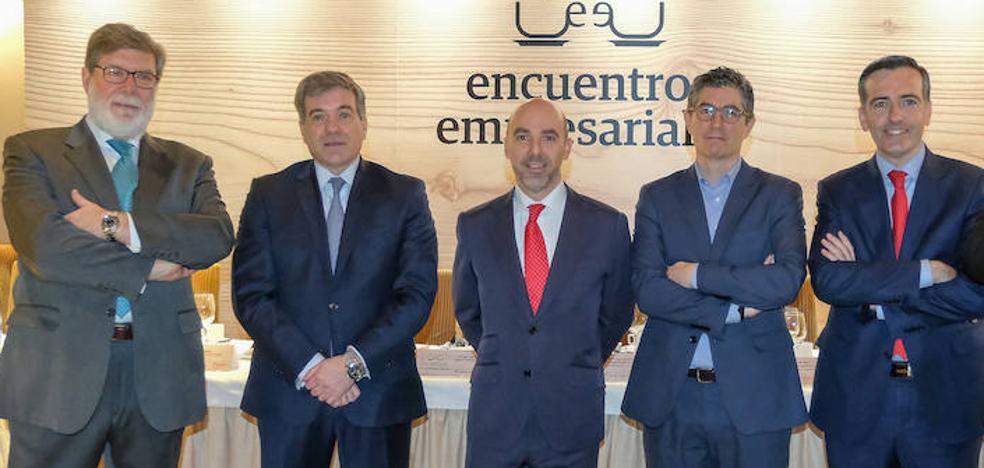 Popular y El Norte analizan el futuro de las empresas de la región