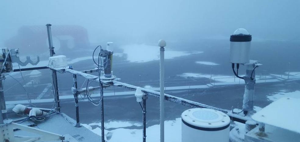 La pica de la UVA en la Antártida