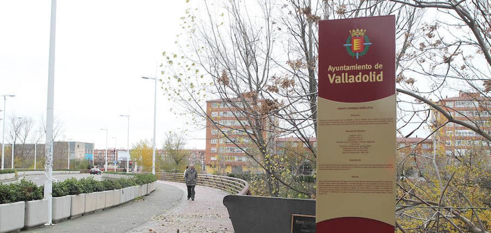 Atropellado un hombre de 73 años en el Puente Condesa Eylo de Valladolid