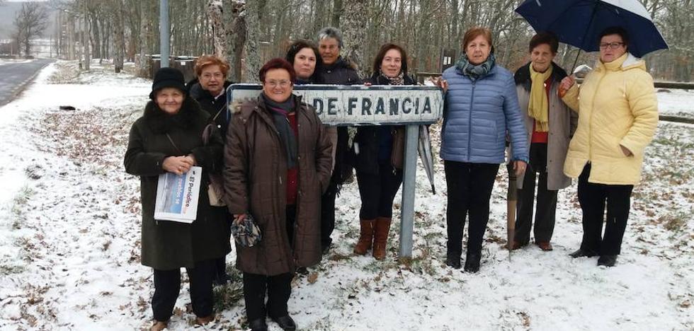 Las mujeres de la provincia festejan a Santa Águeda