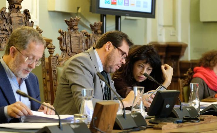 El pleno del Ayuntamiento de Valladolid aprueba el presupuesto municipal para 2018