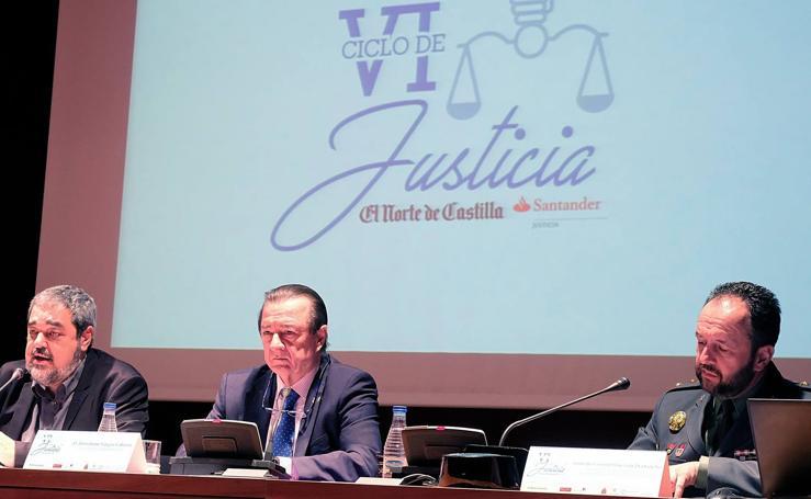 VI Ciclo de Justicia de El Norte de Castilla-Santander celebrado en Ávila