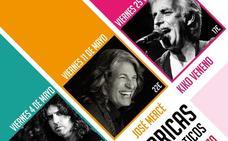 Rulo y la Contrabanda, José Mercé y Kiko Veneno, confirmados como cartel de 'Música entre Barricas'