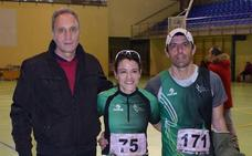 La IV Media Maratón Popular y II Vuelta a Guijuelo superan los 160 participantes
