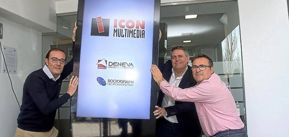 Los Reyes presidirán el comité de honor del 25 aniversario de la empresa Icon Multimedia
