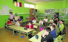 El colegio Juan Mena, unido y abierto al barrio del Cristo