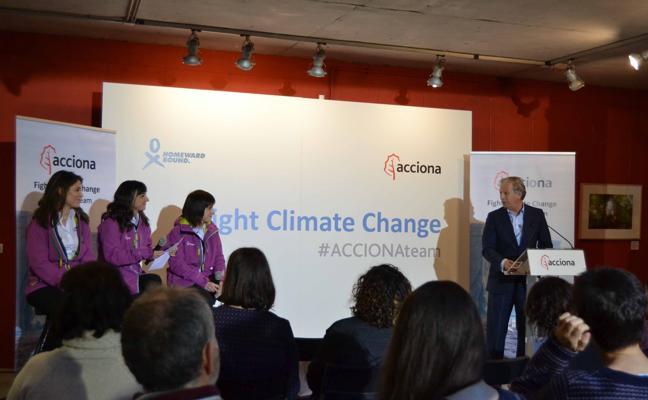 Una zamorana, en el primer equipo español de científicas que parte a la Antártida contra el cambio climático