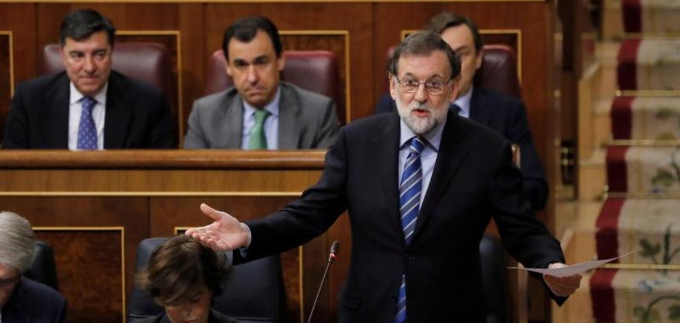 Rajoy afirma que «ni un solo euro» del FLA se dedicó a pagar el 1-O