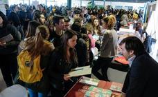 Unitour reúne en Valladolid a 30 universidades para asesorar a los alumnos en la elección de titulaciones