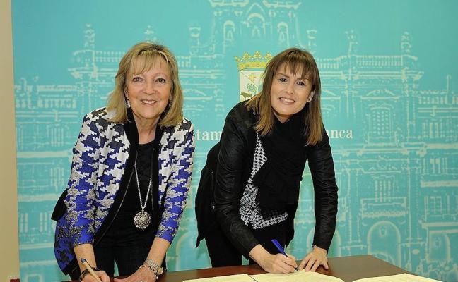 Un nuevo convenio municipal facilitará la inserción laboral
