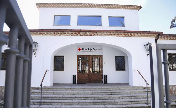 Inauguración de nuevo centro de formación de Cruz Roja en Salamanca