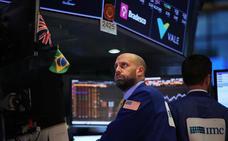 Nuevo golpe en Wall Street, con el Dow Jones cediendo un 4,15%