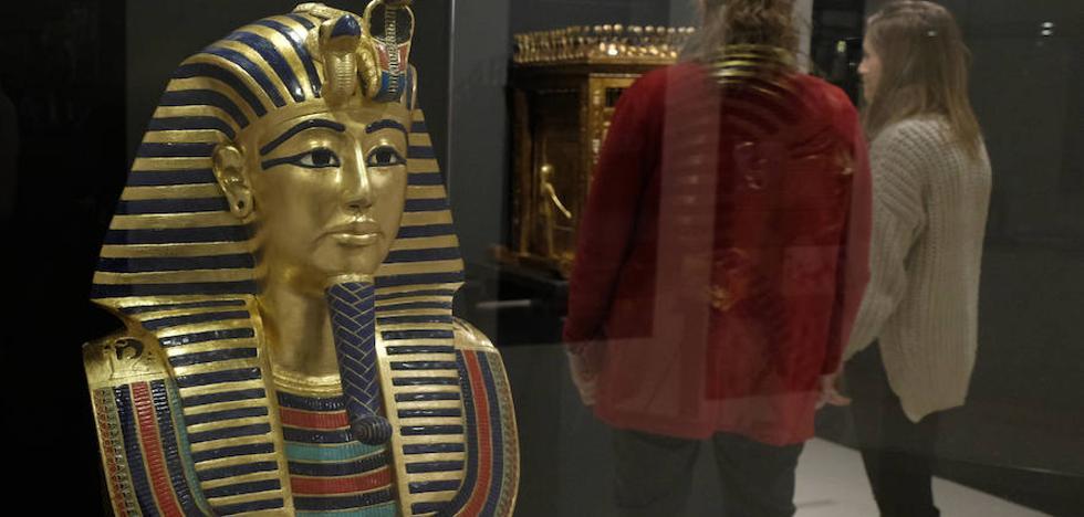 Un viaje a los tesoros de Tutankamon desde el Museo de la Ciencia