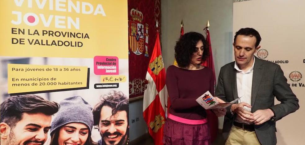 La Diputación convoca las ayudas para la vivienda joven 2018
