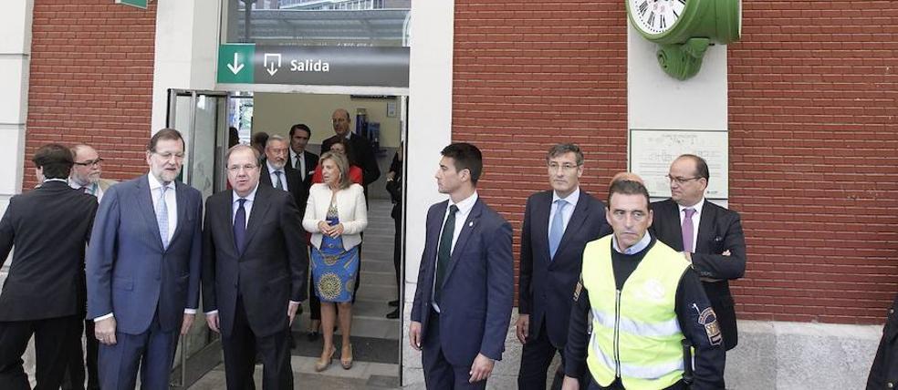 Mariano Rajoy estará el martes en Palencia en la presentación del Año Europeo del Patrimonio