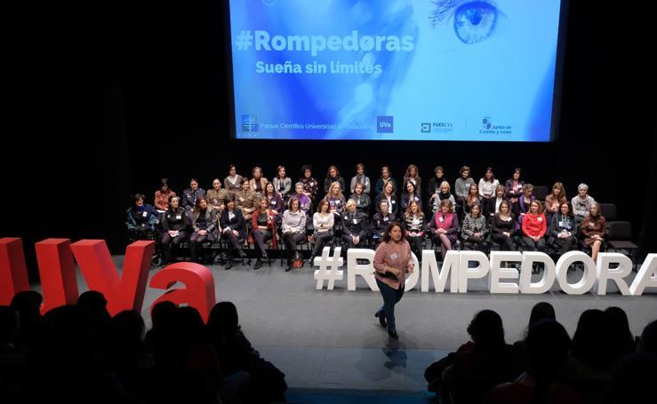 Jornada 'Rompedoras: sueña sin límites'