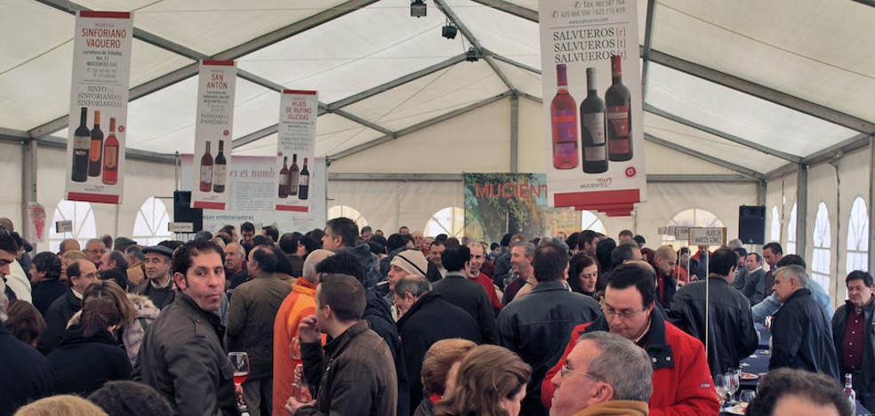 Mucientes espera «cerca de 2.000 visitantes» en su décima Fiesta del Primer Vino