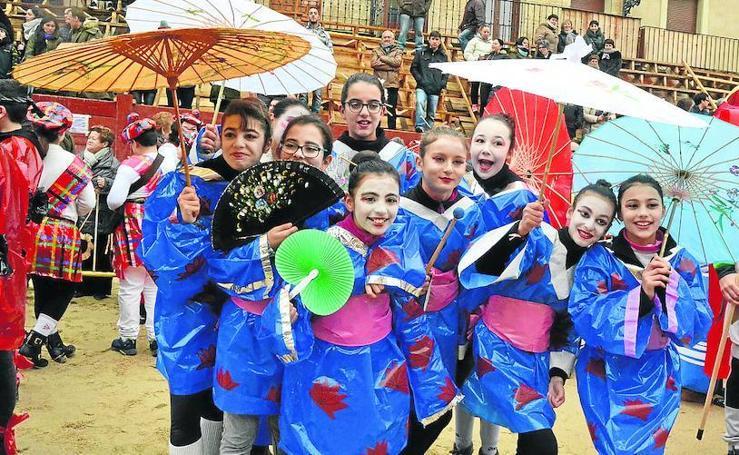 Arranca el Carnaval de Ciudad Rodrigo