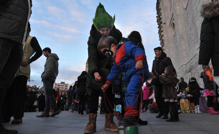 Actividades infantiles de carnaval en Portugalete