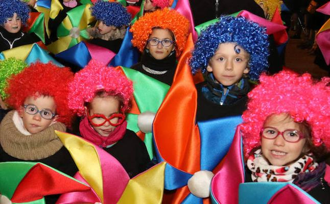 Segovia baila al son del carnaval