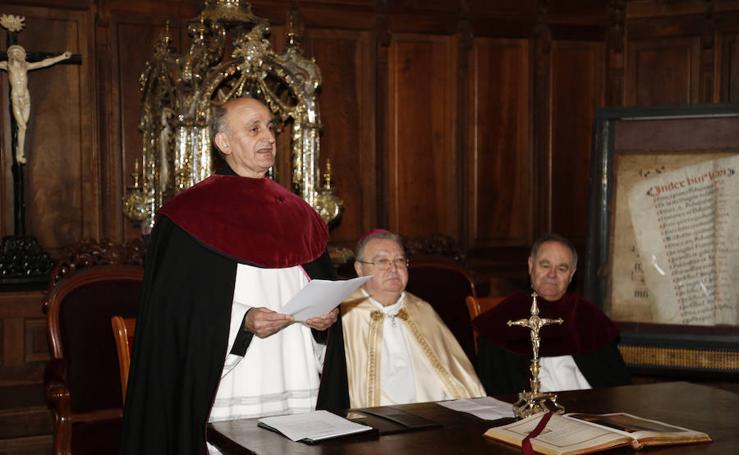 Toma de posesión del nuevo dean de la Catedral
