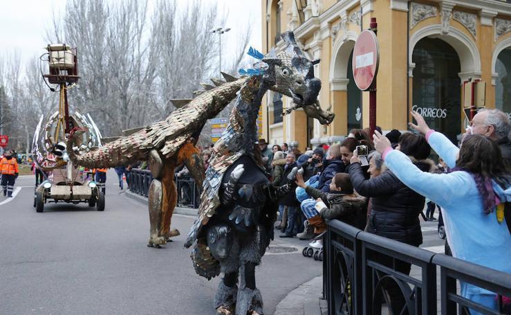 Desfile de carnaval de Palencia