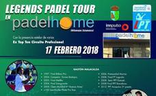 El mejor padel del mundo se dará cita en Padel Home de Salamanca el 17 de febrero