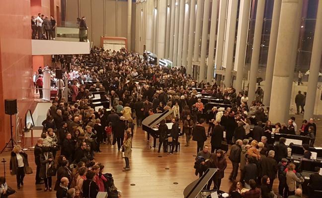 Las Labèque lideran el homenaje al piano en el Auditorio Miguel Delibes