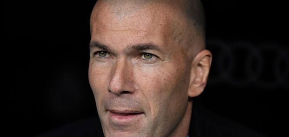 Zidane: «Estamos listos para el PSG»