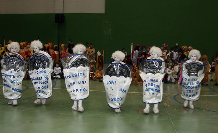 XVI Concurso de disfraces en Cuéllar