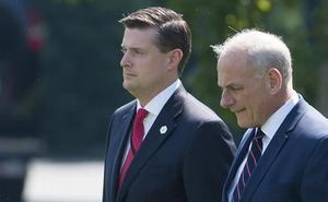 Trump confía en su jefe de gabinete y no piensa despedirlo