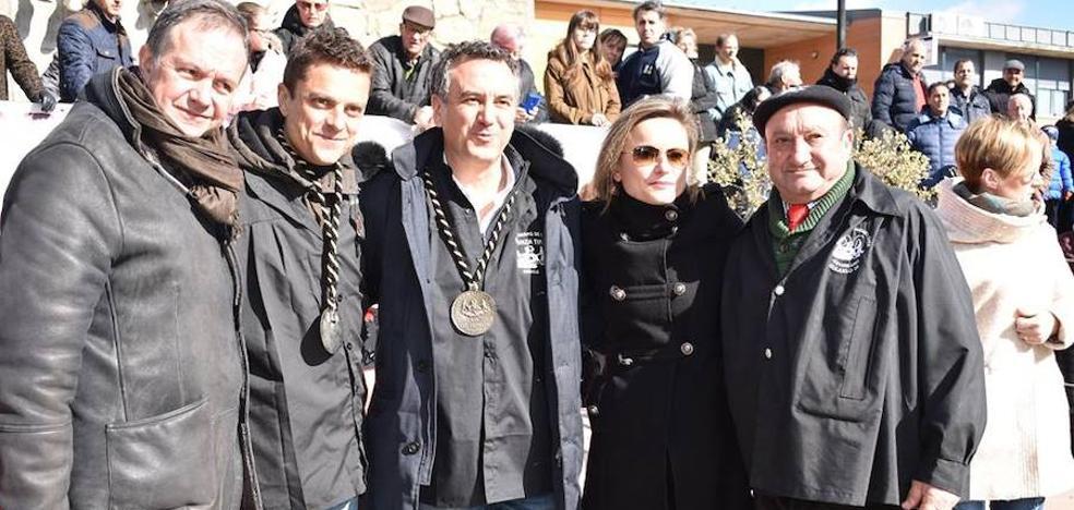 Roberto Brasero reivindica «el frío del invierno» en la segunda Matanza Típica