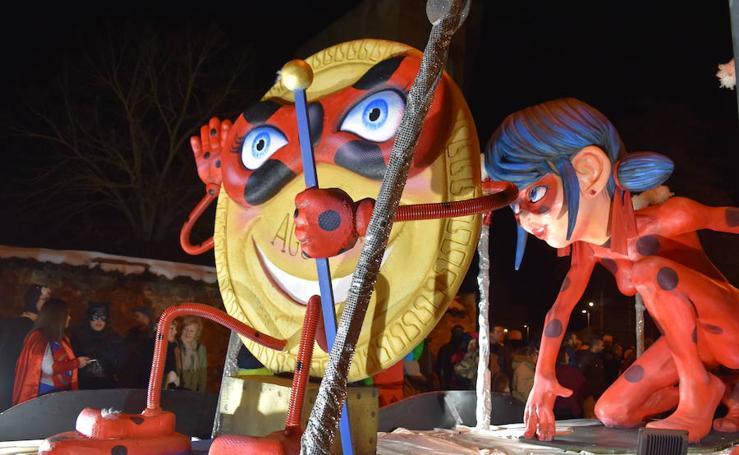 El Carnaval de la Galleta cumple 30 años en Aguilar de Campoo
