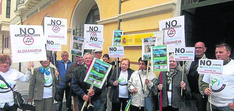 La Junta recuerda que la polémica planta de Aldeanueva del Codonal posee el visto bueno ambiental
