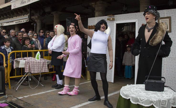 Domingo en el Carnaval de Toro