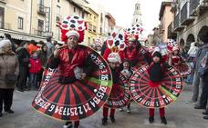 Las coplas y las parodias reinan en el Carnaval de Toro
