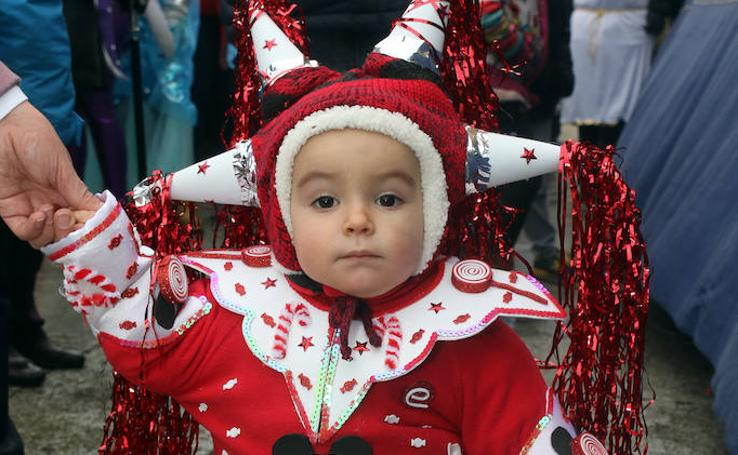 Domingo de carnaval en Segovia
