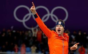 Kramer entra en la historia olímpica; Gerard la comienza a escribir