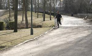 Siete empresas optan a construir la pista para corredores en Isla Dos Aguas