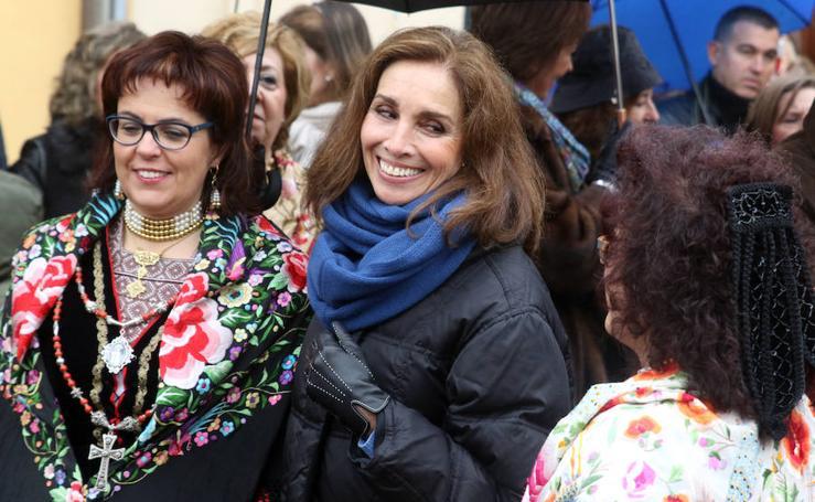 Ana Belén, Matahombres de Oro de las Águedas de Zamarramala
