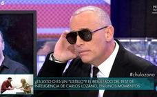 Carlos Lozano se enzarza en una discusión con Belén Esteban