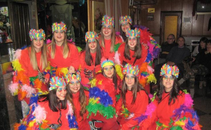 Carnavales en Astudillo