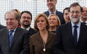 Herrera le pide a Rajoy «mover ficha y tomar decisiones»