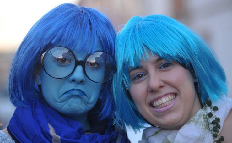 Los barrios de Valladolid se disfrazan