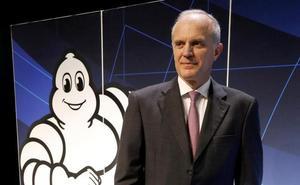 Michelin aumenta sus beneficios el 1,5% en 2017 y alcanza 1.693 millones de euros
