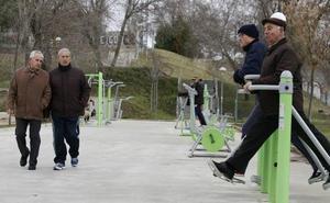 Un millar de mayores participó en 2017 en los programas de envejecimiento activo