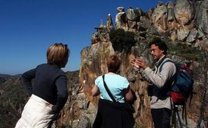 Las Casas del Parque recibieron 25.452 visitantes durante 2017