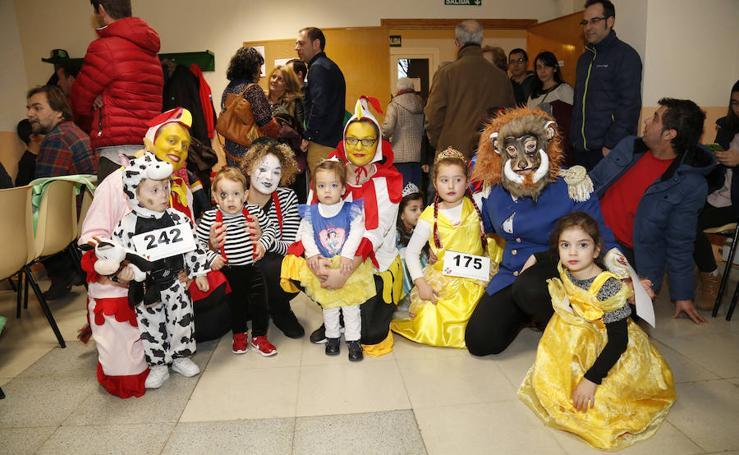 Carnaval en los barrios de Palencia