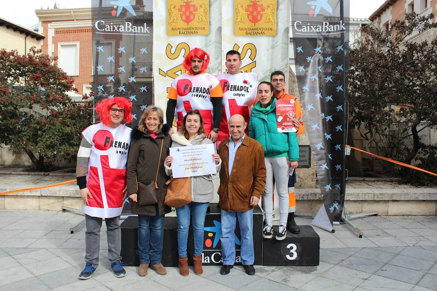 Carnavales en Baltanás