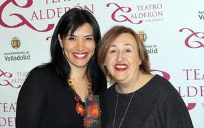 Itziar Pascual y Amaranta Osorio reciben el II Premio de Literatura Dramática